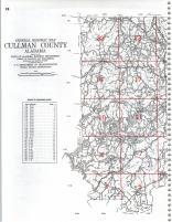 Map Image 024, Cullman County 1982